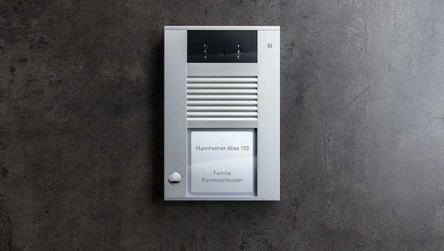 video berwachungssystem tcs ag. Black Bedroom Furniture Sets. Home Design Ideas