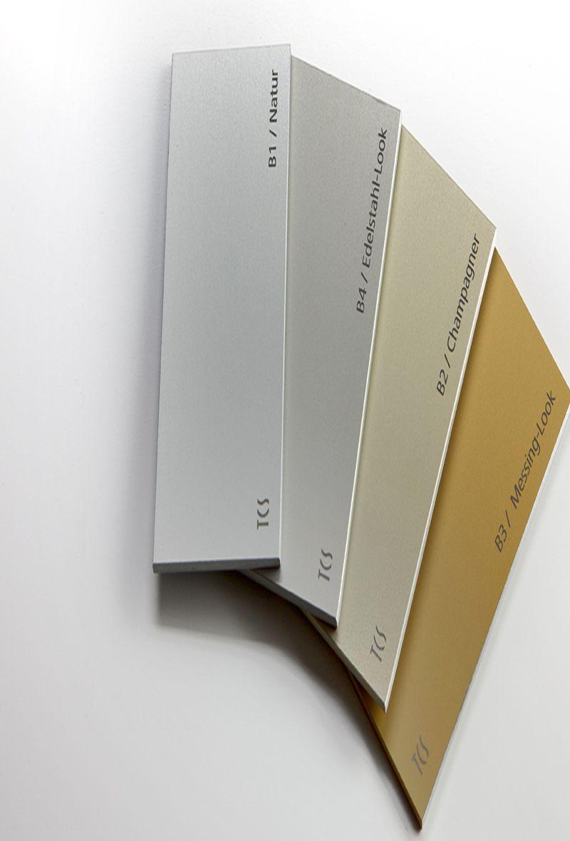 aluminium in unterputzmontagen tcs ag. Black Bedroom Furniture Sets. Home Design Ideas